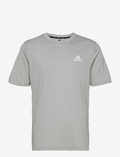 AEROREADY Designed To Move Tee - t-shirts - mgsogr/white