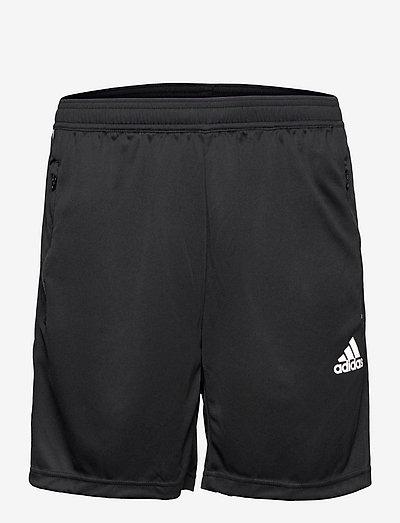 Primeblue Designed To Move Sport 3-Stripes Shorts - träningsshorts - black/white
