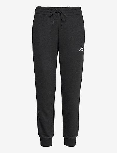 Essentials 7/8 Pants W - bukser - black/white