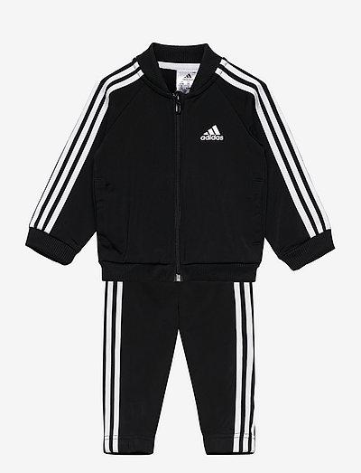 3-Stripes Tricot Track Suit - trainingsanzüge & 2-teilige sets - black/white