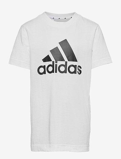 Essentials Tee - kortärmade t-shirts - white/black