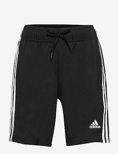 Essentials 3-Stripes Chelsea Shorts - sportsshorts - black/white