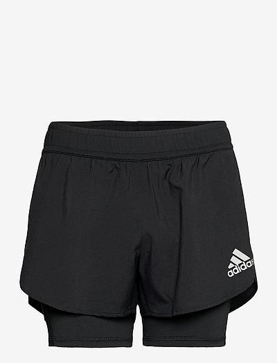 Fast Primeblue Two-in-One Shorts W - training shorts - black