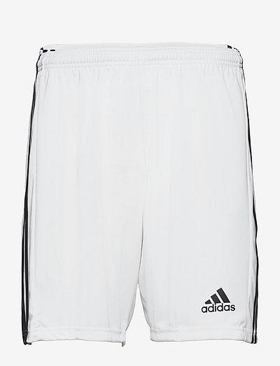 SQUAD 21 SHO - träningsshorts - white/black