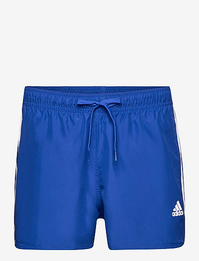 Classic 3-Stripes Swim Shorts - badbyxor - royblu