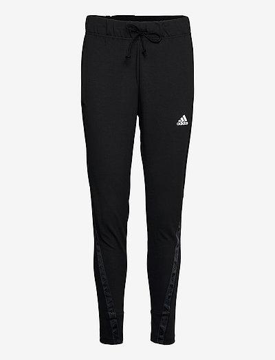 Designed To Move Cotton Touch Pants W - træningsbukser - black
