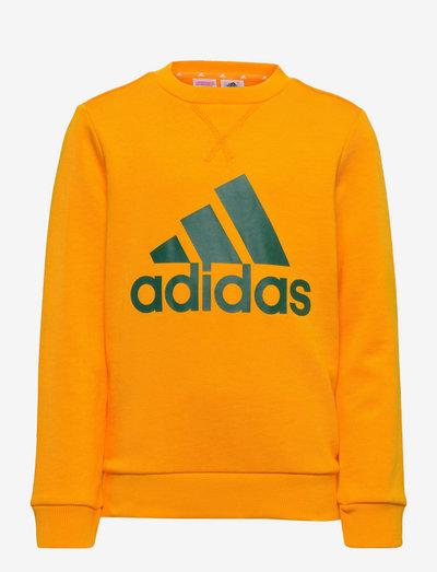Essentials Sweatshirt - sweatshirts - sesogo/cgreen