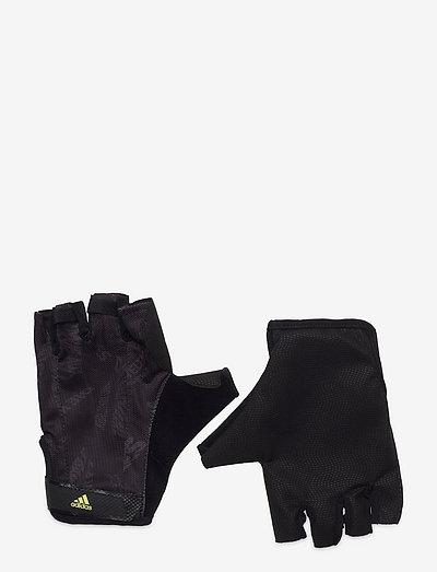 Graphic Training Glove - träningsutrustning - black/carbon/sescgr