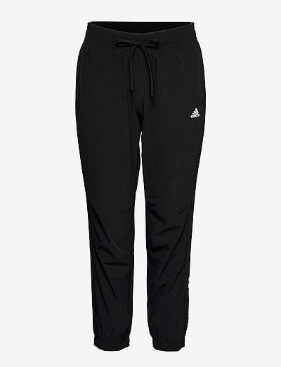 AEROREADY  Designed To Move Print 7/8 Stretchy Sport Pants W - treningsbukse - black