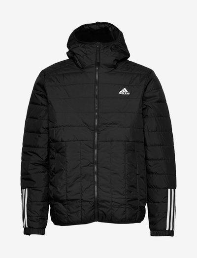 Itavic 3-Stripes Light Hooded Jacket - sportjackor - black