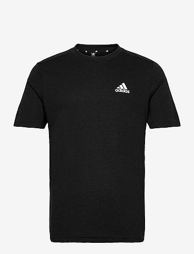 AEROREADY Designed To Move Feelready Sport Tee - t-shirts - black/white