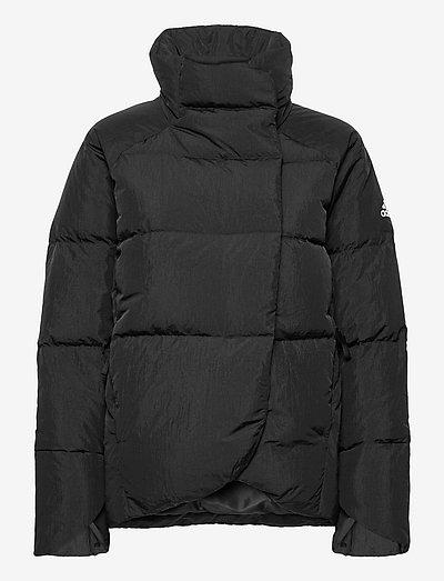 Big Baffle Down Jacket W - vabaõhu- ja vihmajoped - black