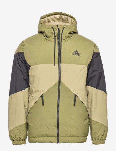 Back to Sport Insulated Hooded Jacket - sportjackor - focoli