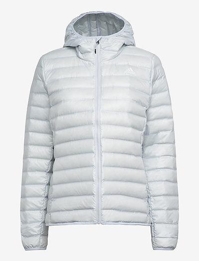 Varilite Down Jacket W - frilufts- og regnjakker - halblu