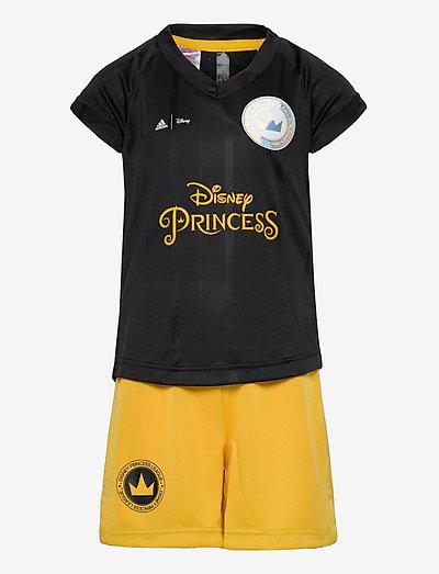 Disney Princesses Football Set W - fodboldtrøjer - black/bogold