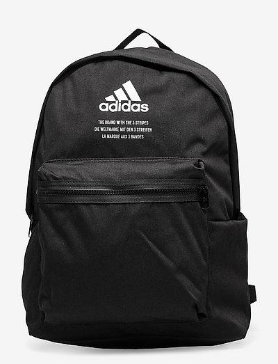 Classic Fabric Backpack - nyheter - 000/black
