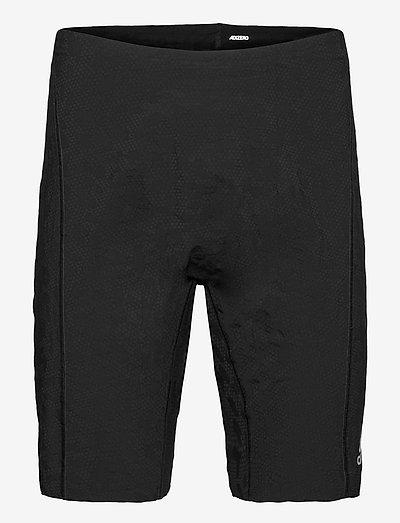 Adizero Primeweave Short Running Tights - löpnings- & träningstights - black