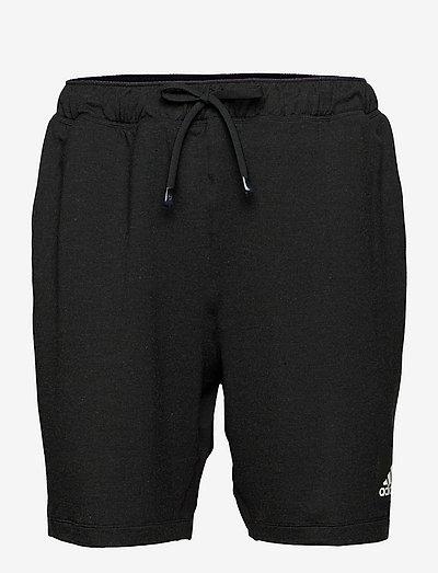 City Fleece Training Shorts - träningsshorts - carbon
