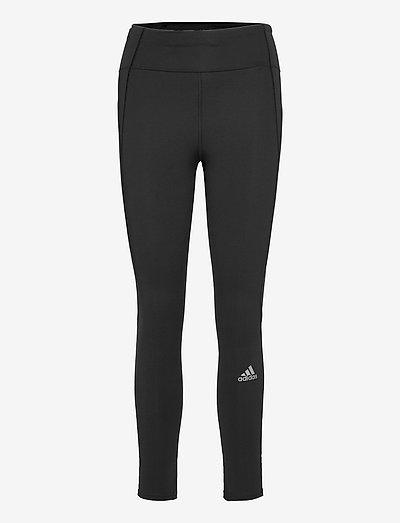 Own The Run 7/8 Running Tights W - løpe- og treningstights - black