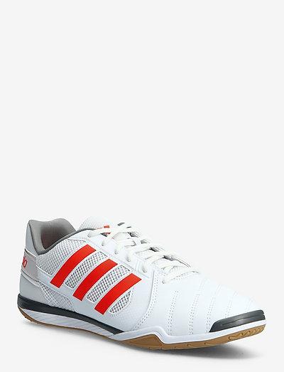 Top Sala Boots Q4 21 - fotbollsskor - ftwwht/solred/ironmt