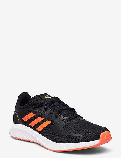 Runfalcon 2.0 - running shoes - cblack/solred/ftwwht