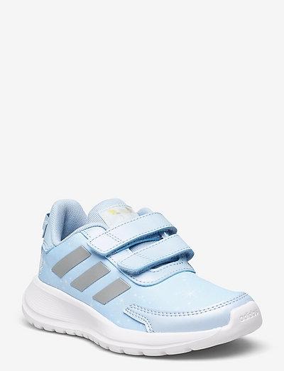 Tensaur Run - running shoes - clesky/silvmt/clesky