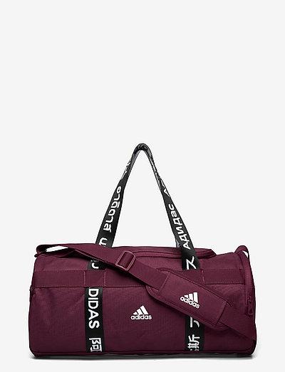 4ATHLTS Duffel Bag Small - träningsväskor - viccri/white