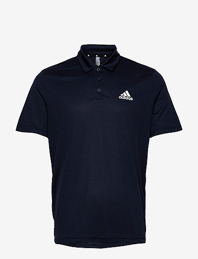 AEROREADY Designed To Move Polo Shirt - t-shirts - legink/white