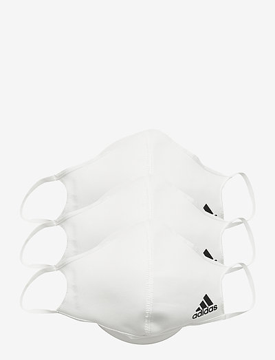 Face Covers 3-Pack M/L - Not For Medical Use - mundbind - white