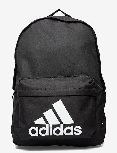 Classic Badge of Sport Backpack - nyheter - black/black/white