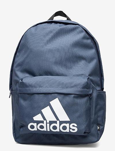 Classic Badge of Sport Backpack - nyheter - crenav/black/white