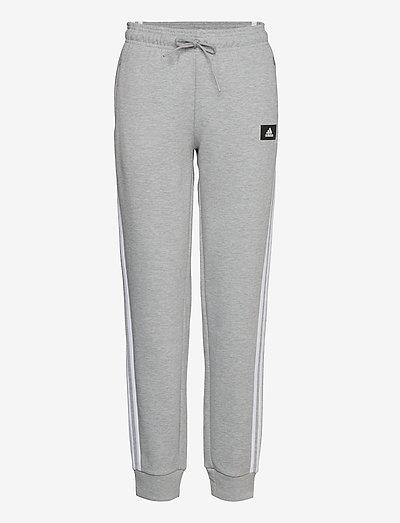 Sportswear Future Icons 3-Stripes Regular Fit Pants W - joggebukser - mgreyh