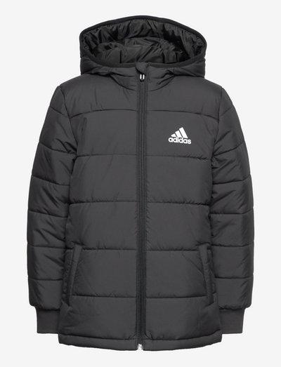 Padded Winter Jacket - isolierte jacken - black/black/white