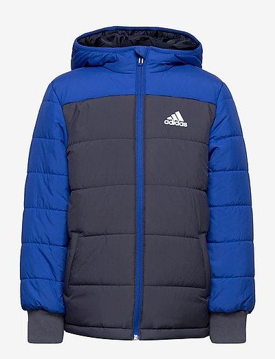 Padded Winter Jacket - isolierte jacken - legink/boblue/white