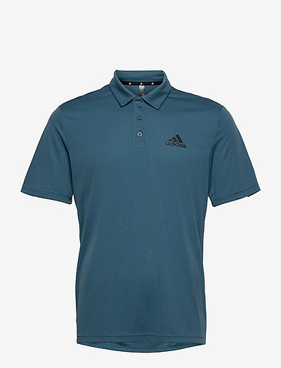 AEROREADY Designed To Move Polo Shirt - t-shirts - orbind/black