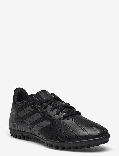 Copa Sense.4 Turf Boots Q3Q4 21 - fotbollsskor - cblack/gresix/cblack