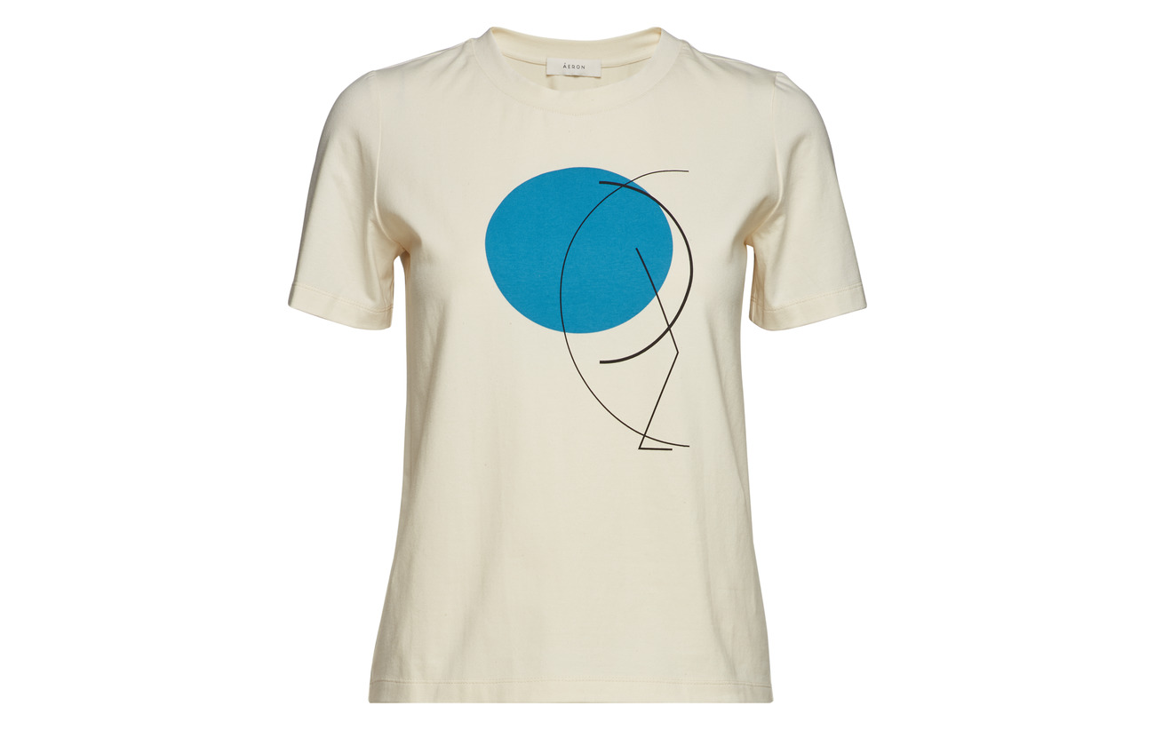 Coton Fit shirt Ivory Áeron Blue Classic Bio 100 T Cgnxnq0wv