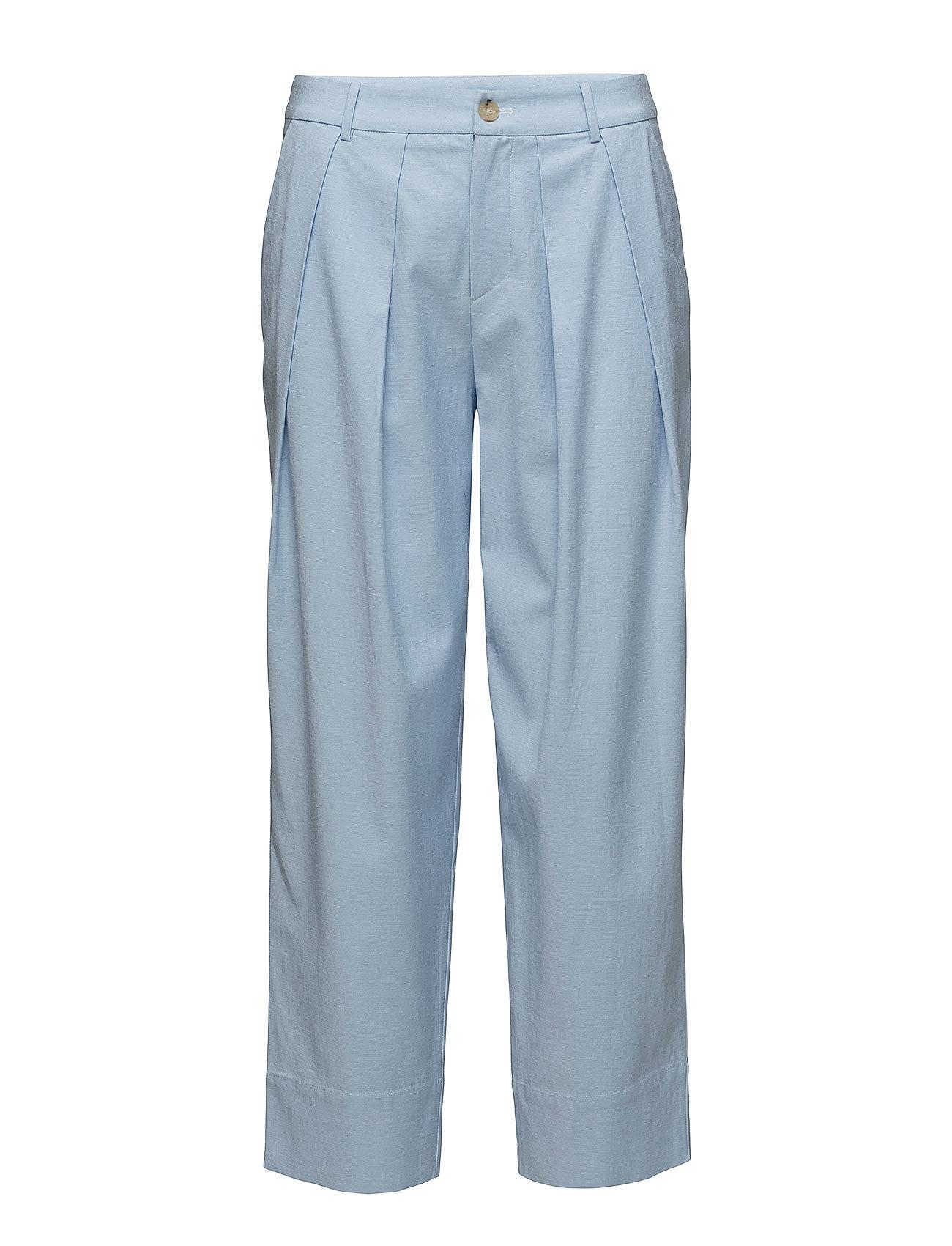 Billede af High Waist Pleated Pants