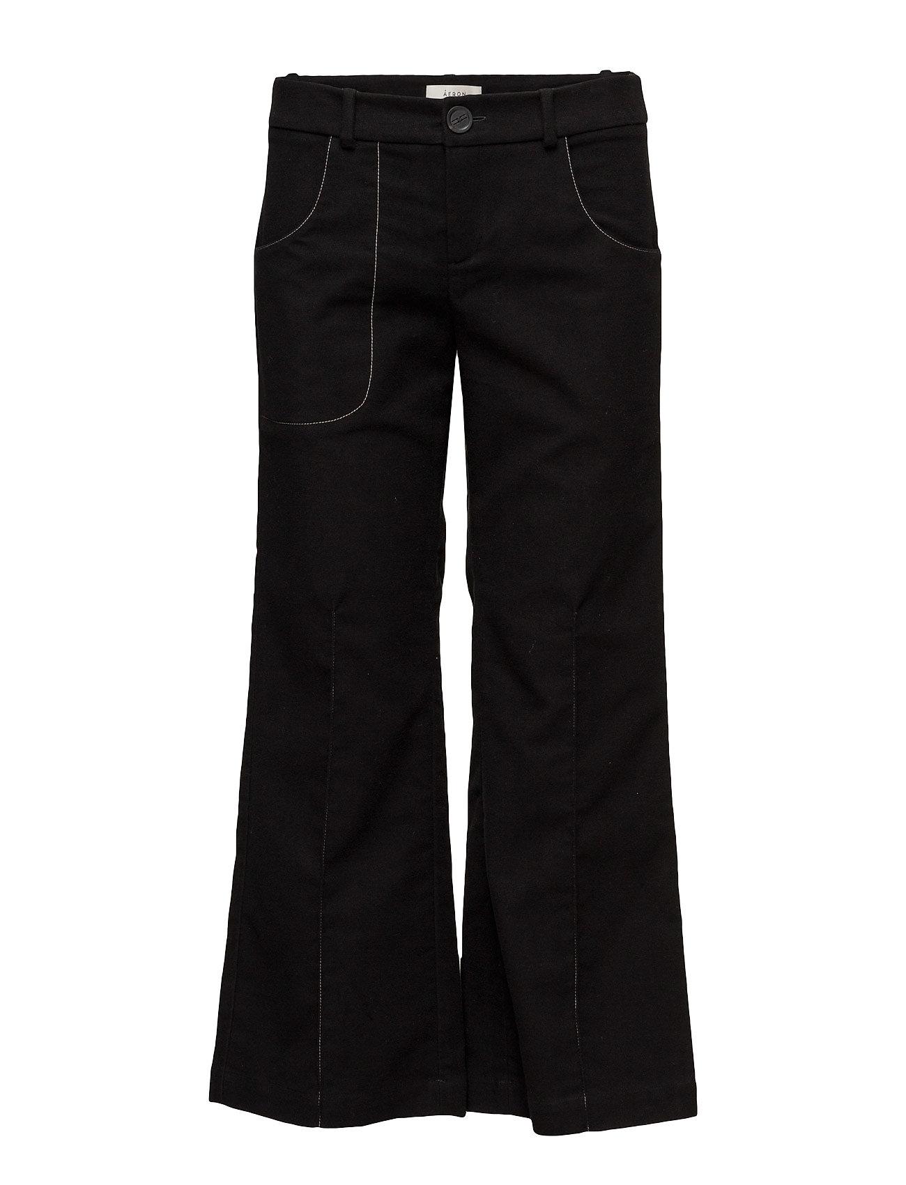 Billede af Cropped Bell-Bottom Pants