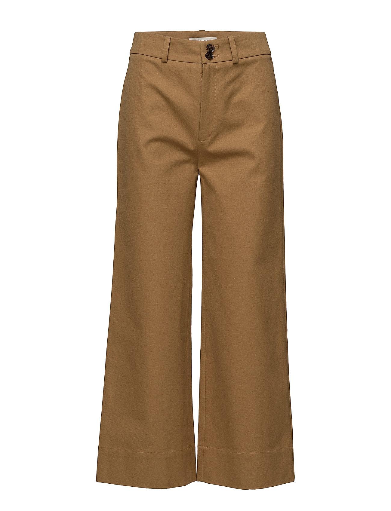 Billede af Big Pocket Wide Leg Pants