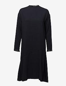 back pocket 20s dress - NIGHT SKY