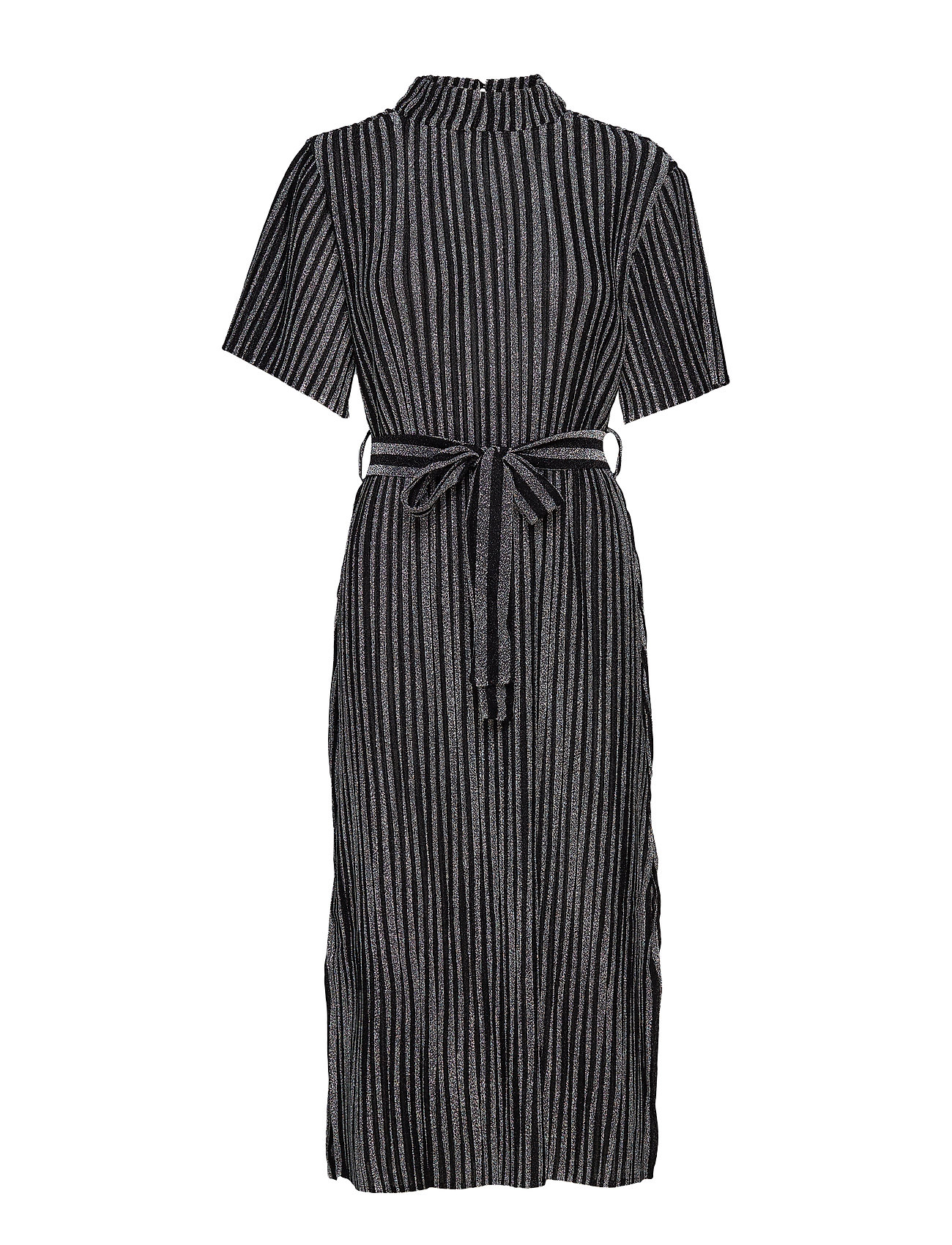 Aéryne Studio dress - NOIR ARGENT