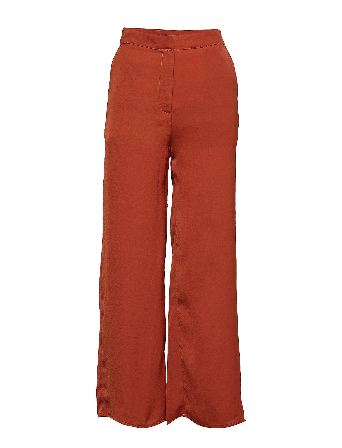 Aéryne Adeleine trousers - COGNAC