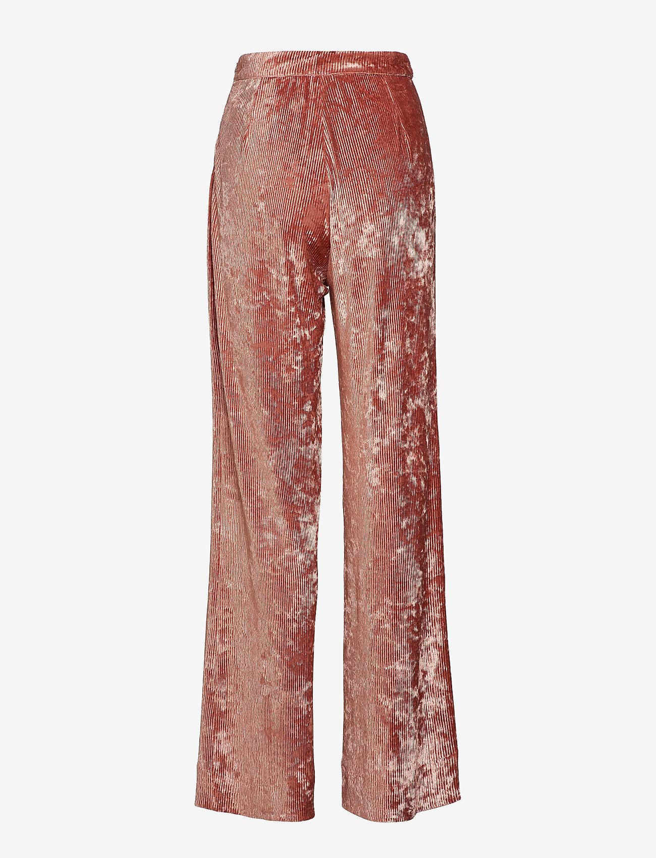 Bardot Trousers  - Aéryne