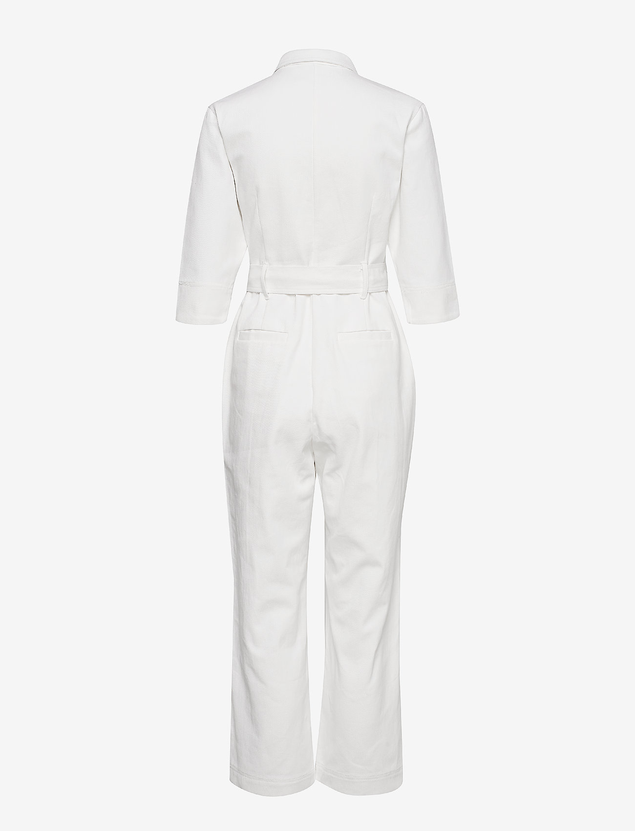 Aéryne - Birkin jumpsuit - buksedragter - blanc - 1