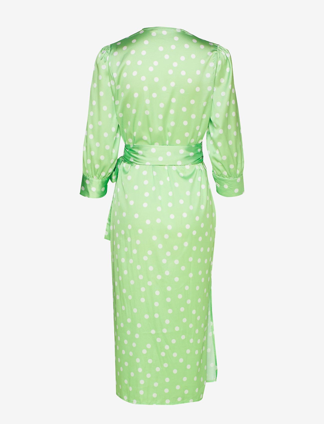 Cowry Dots Dress  - Aéryne