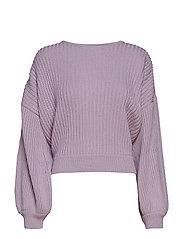 Milada sweater - LAVANDE