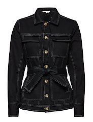 Marwen denim jacket - NOIR