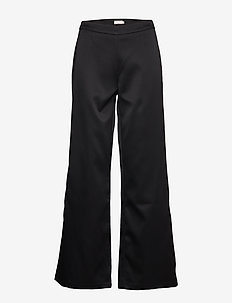 Farica trousers - BLACK