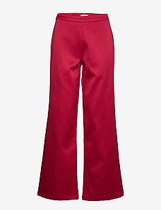 Farica trousers - ROSE RED
